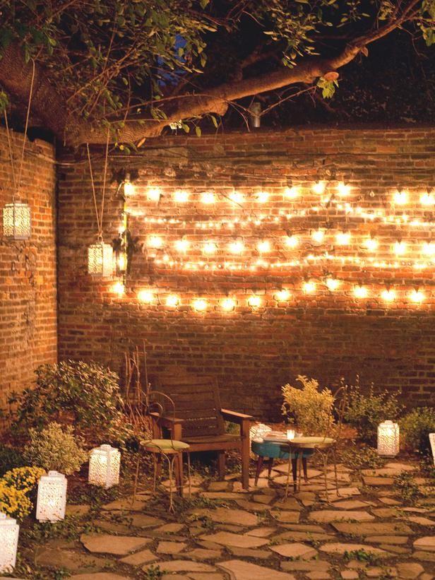 iluminacion terraza