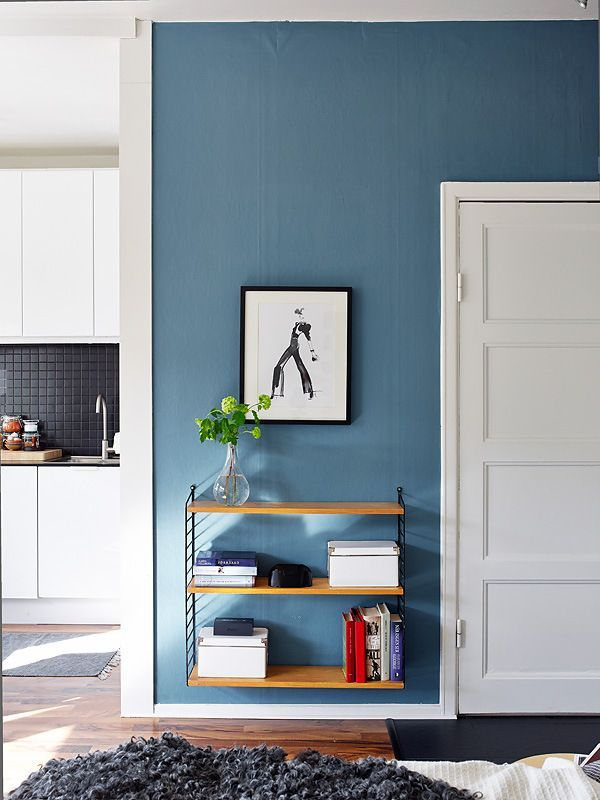 Colores de moda para tus paredes - Colores de paredes de moda ...