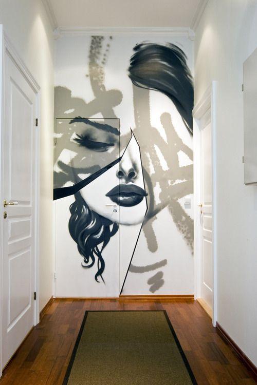 murales para puertas