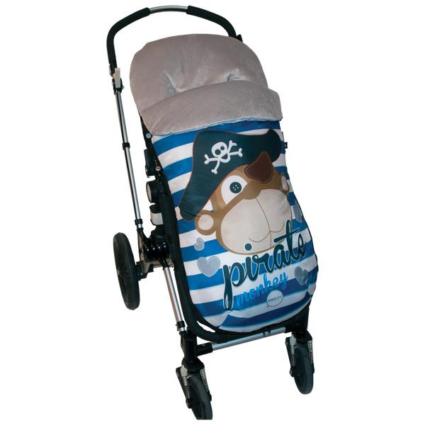 Sacos silla de paseo- Pekebaby Monkey