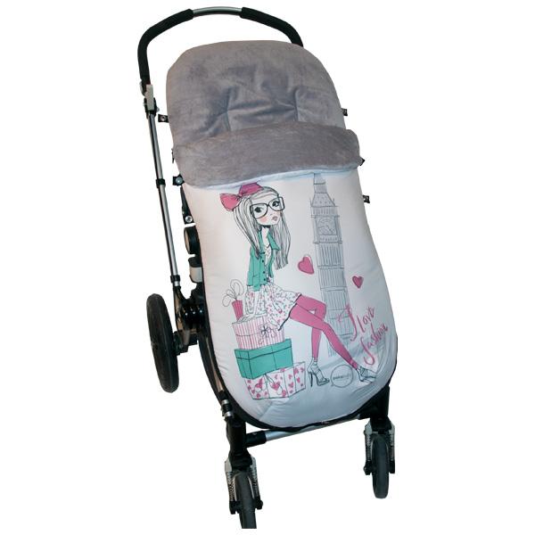 Sacos silla de paseo- Pekebaby Fashion