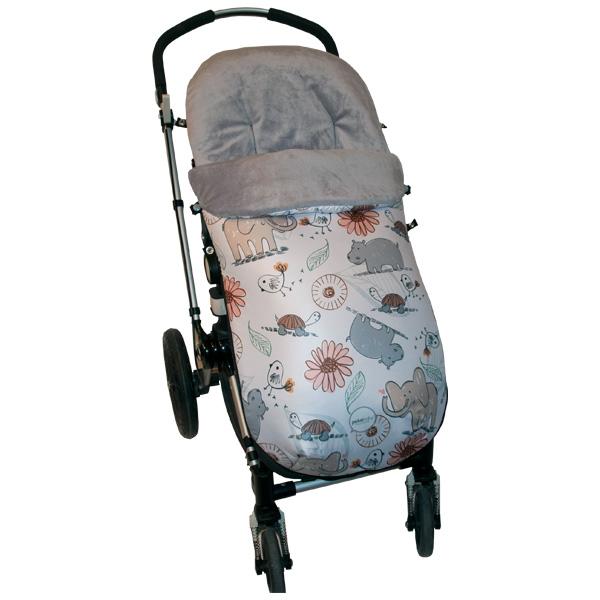Sacos silla de paseo- Pekebaby Jungle