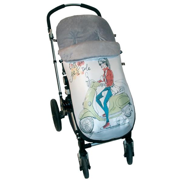 Sacos silla de paseo- Pekebaby Ride