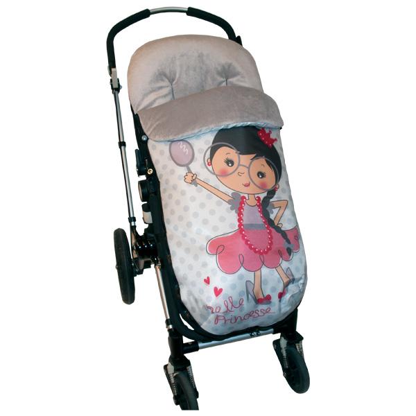 Sacos silla de paseo- Pekebaby Princesse