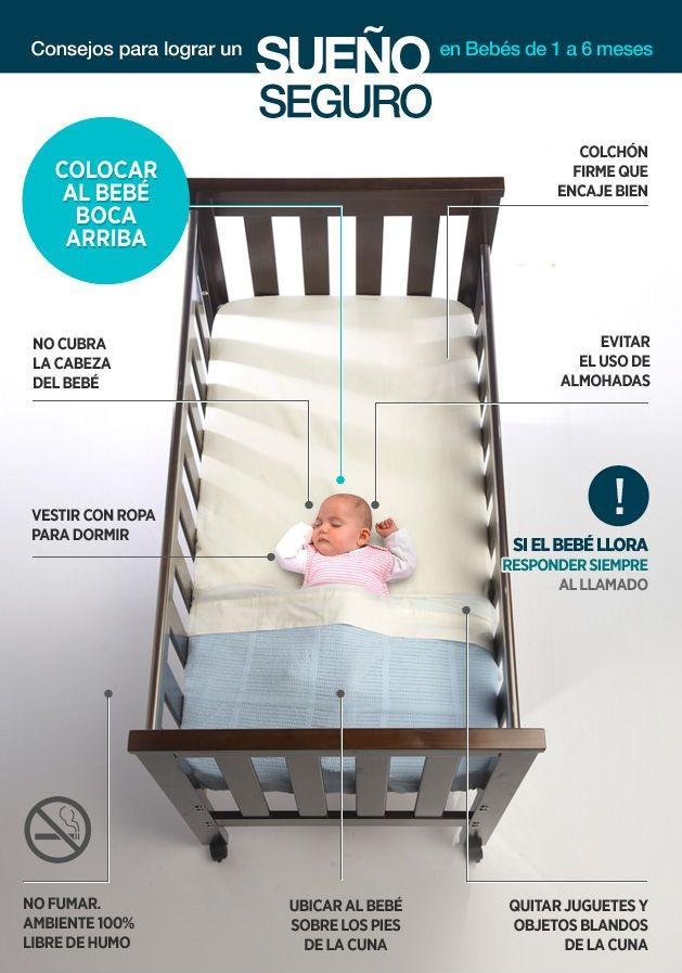 como dormir a los bebes