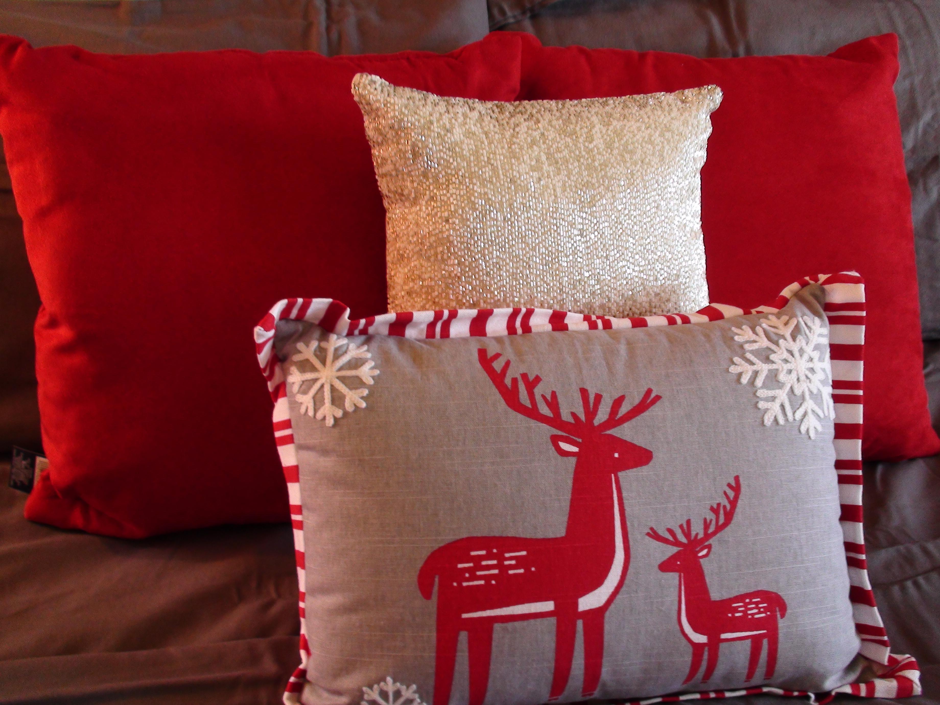 decoracion navideña ropa de cama