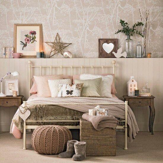 decoración dormitorio