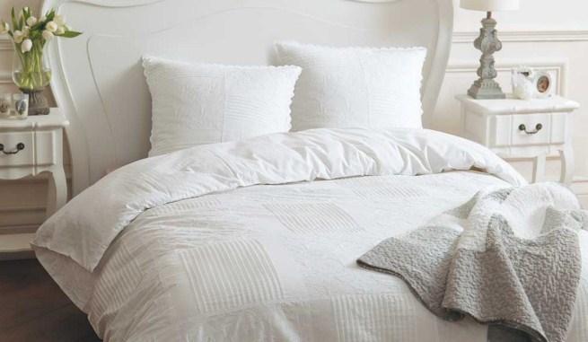 C mo hacer que una cama sea m s c moda - Ropa de cama para hosteleria ...