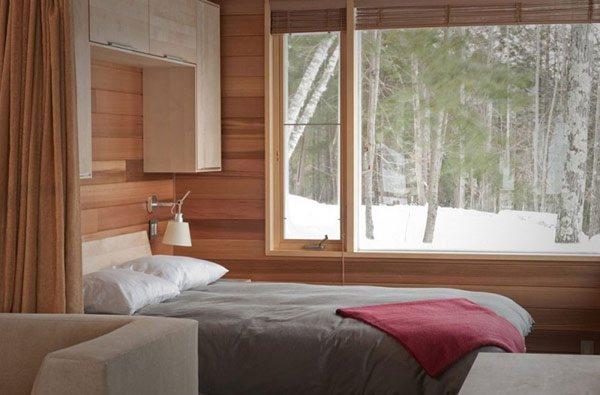Cómo preparar la habitación para el invierno