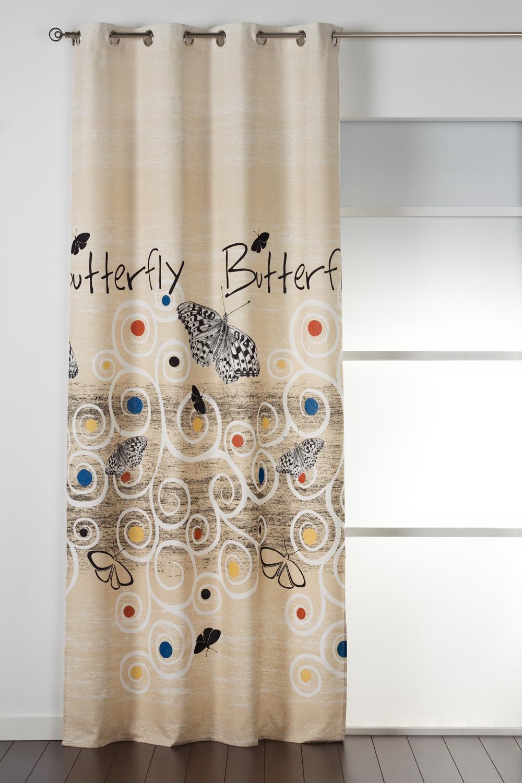 Nueva colecci n de cortinas de barbadella for Donde venden cortinas baratas