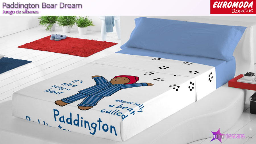 Juego-de-sabanas-paddington-bear-dream-euromoda-pic1