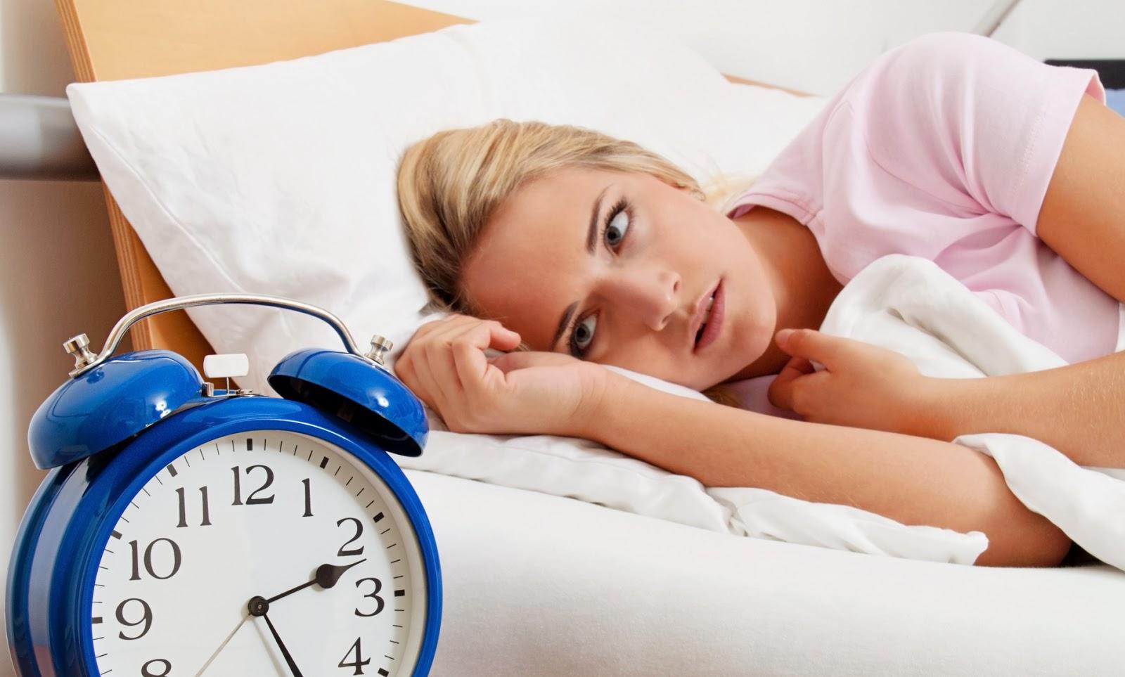 factores que impiden dormir