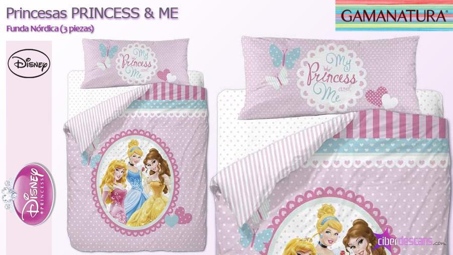 ciberdescans-Convierte la habitación de tu hija en un palacio de princesa Disney 3
