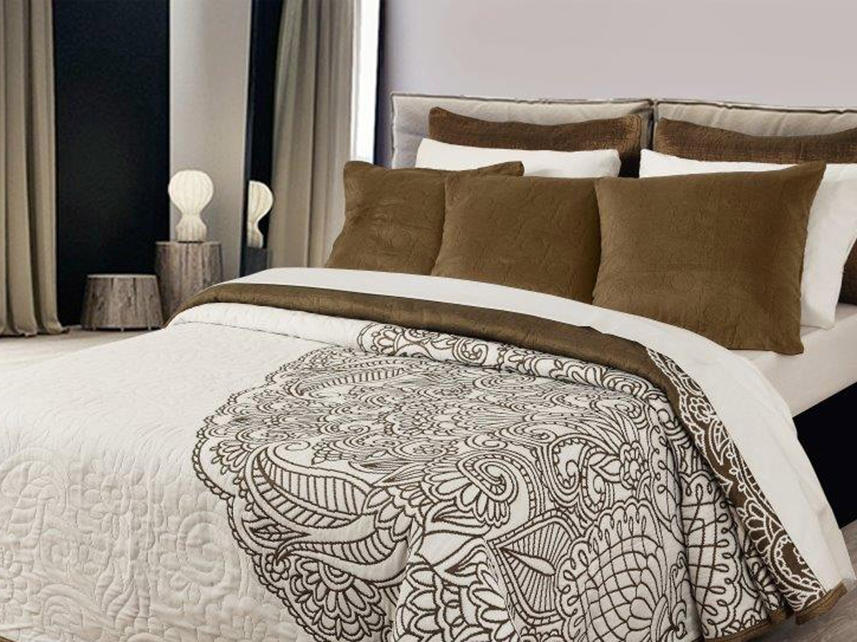 Los cojines de cama complemento esencial en tu hogar - Cojines para cama matrimonio ...