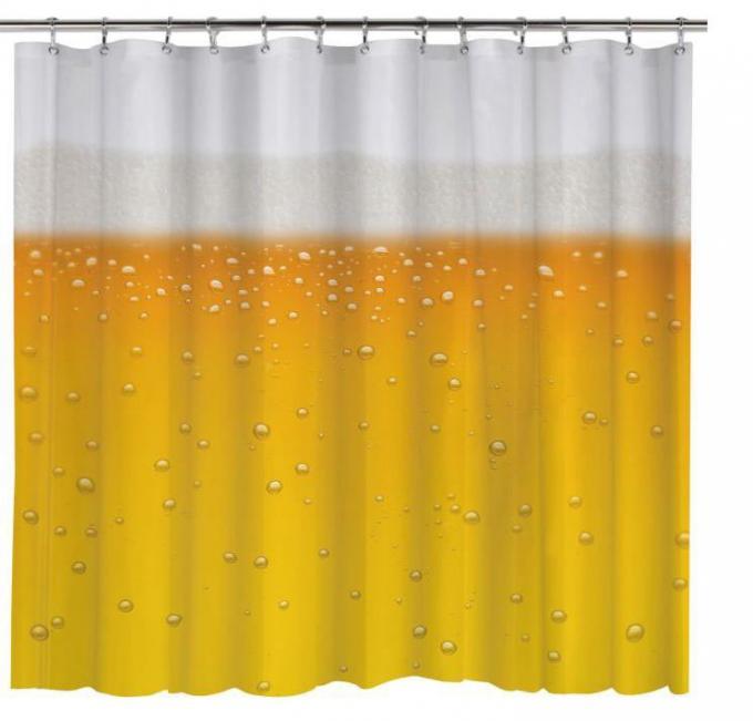 Las 10 cortinas de ba o m s originales del momento for Cortinas bano originales