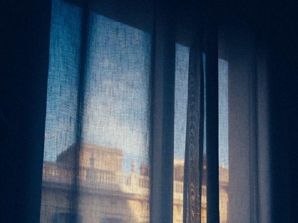 Cómo elegir cortinas para el salón organza