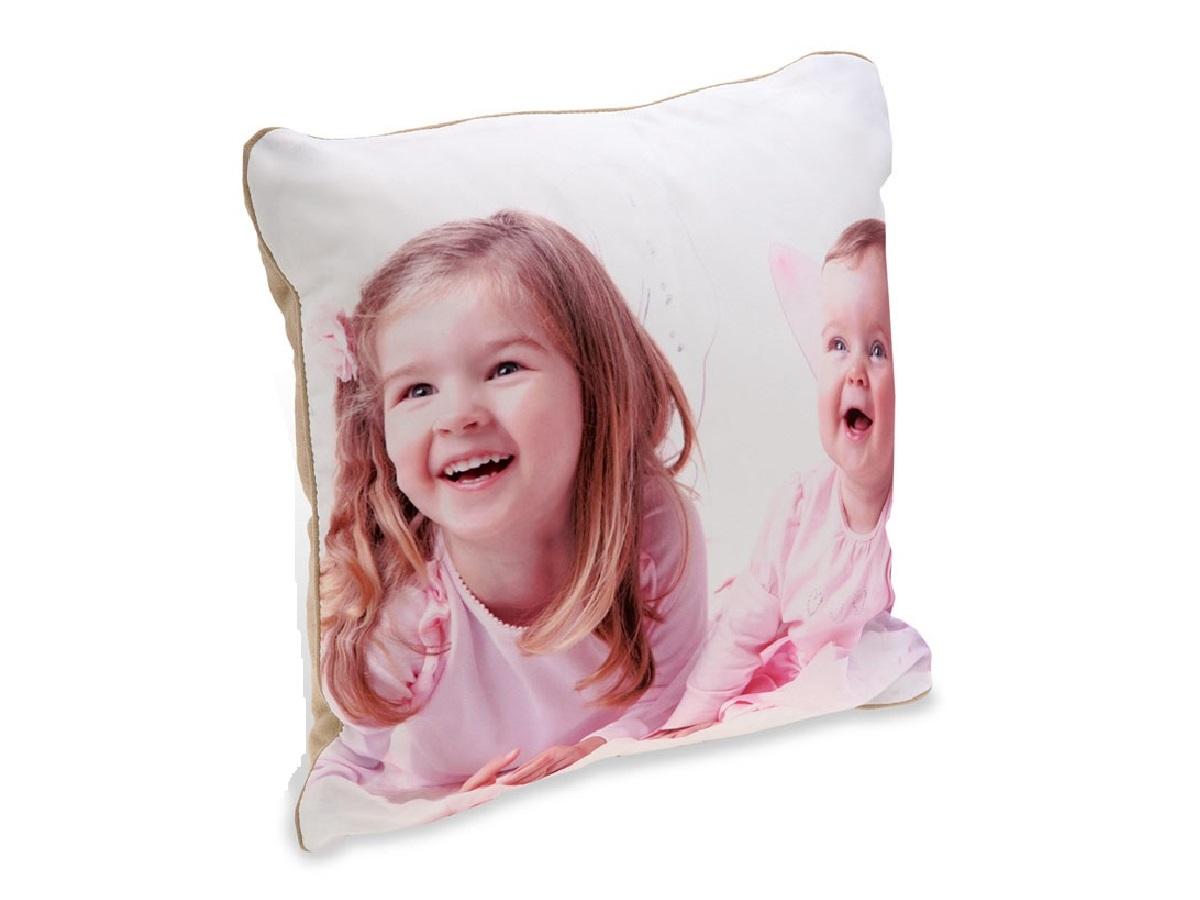 Cojines infantiles personalizados foto