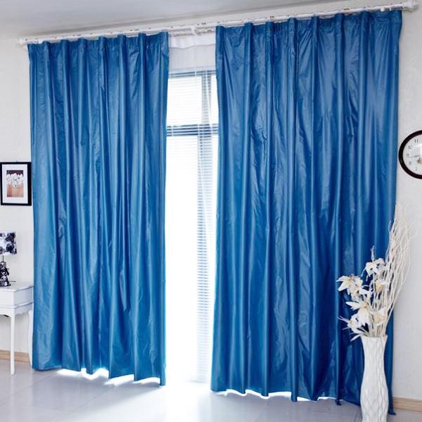 cortinas para el saln modernas
