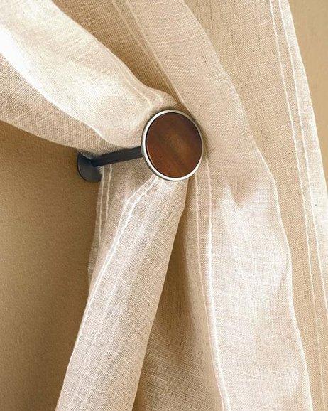sujeta cortinas bonito