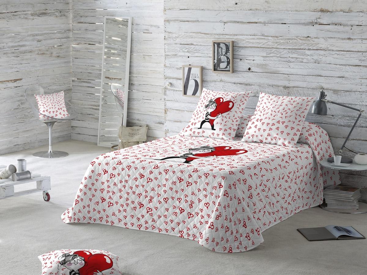 Decoraci n de habitaciones juveniles decora con ropa de cama - Fundas nordicas en carrefour 2017 ...