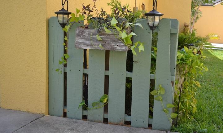 Palets descubre lo m s in en decoraci n para tu jard n - Palets decoracion jardin ...